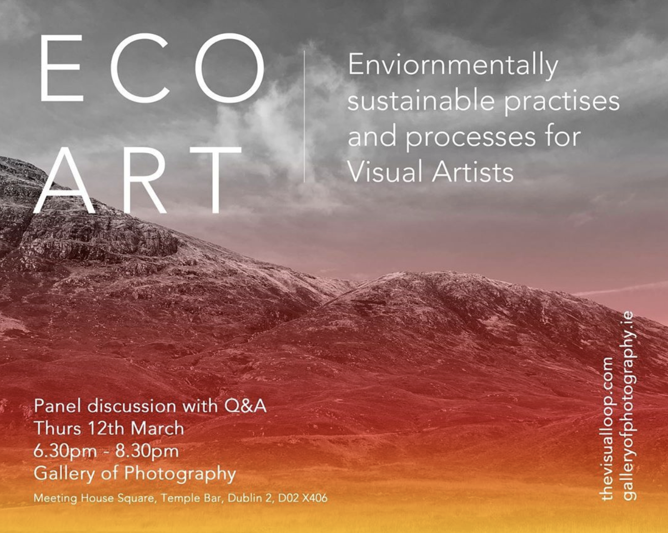 ECO ART: Sustainable Processes & Practises for Visual Artists