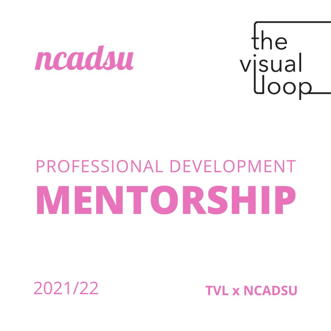 TVL x NCAD Mentorship 2021